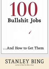100 Bullshit Jobs and How to Get Them 2007 Bing