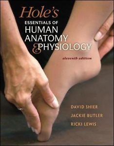 Holes Essentials of Human Anatomy and Physiology 11 ED by David Shier ET
