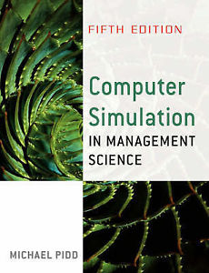 Computer Simulation in Management Science (5 ED) IE