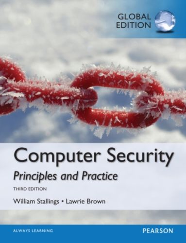 Computer Security 3 ED by William Stallings 1292066172 EM