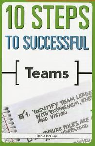 10 Steps to Successful Teams 1 ED by Renie McClay 1562866753