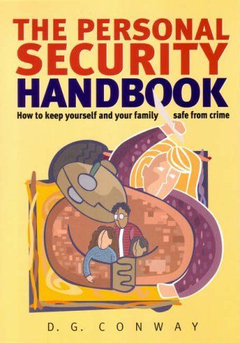 The Personal Security Handbook by D G Conway 1845280563