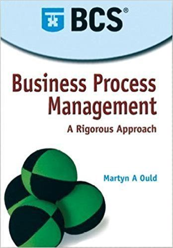 Business Process Management by Martyn A Ould 1902505603