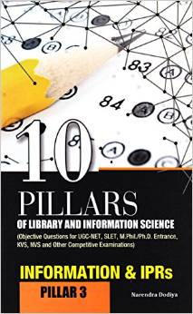 10 Pillars of Library and Information Science Pillar 3 Information and IPRs 8170007593 US ED