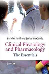 Clinical Physiology and Pharmacology 1 ED by Farideh Javid 0470518537 US ED