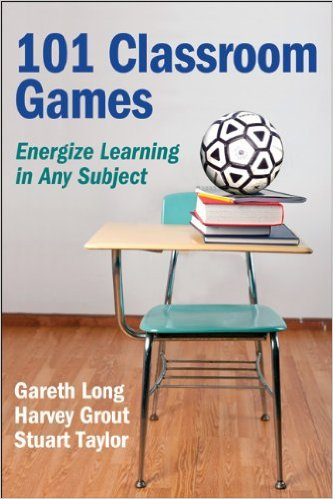 101 Classroom Games Energize Learning in Any Subject 1 ED by Gareth Long 0736095101 US ED