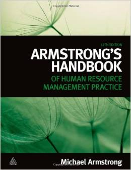 Armstrong's Handbook of Human Resource Management Practice (12 ED) Armstrong 0749465506