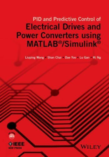 Electrical Drives and Power Converters using MATLAB and Simulink 1 ED 1118339444