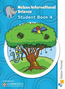 Nelson International Science Student (Book 4) Russell