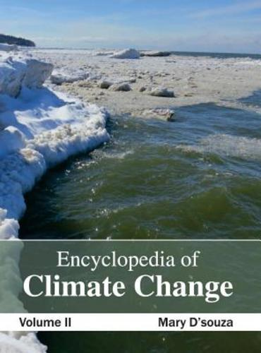 Encyclopedia of Climate Change Vol 2 by Mary DSouza 1632392224 US ED