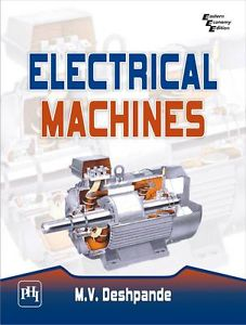 Electrical Machines 9788120340268